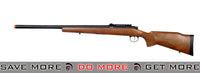 JG JG376W M70 Bolt Action Rifle in Wood Finish Bolt Action Sniper Rifle- ModernAirsoft.com