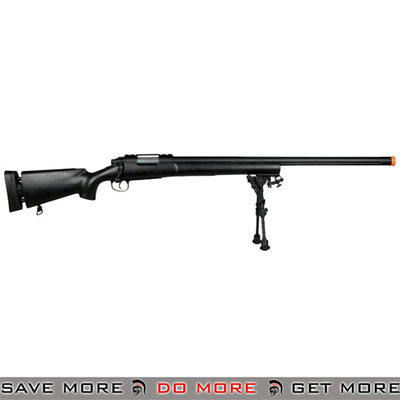 Echo1 M28 Bolt Action Airsoft Sniper Rifle w/ Bipod Metal