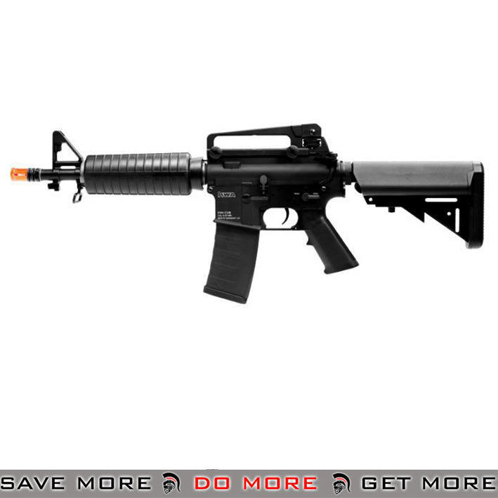 KWA KM4 CQB Airsoft Rifle (Color: Black)