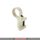 Element Gear Sector 20mm Tactical Light Mount KJS-EX270-TAN - Tan Rail Mounts- ModernAirsoft.com