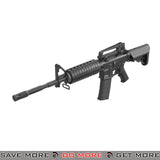 KWA KM4A1 Full Metal Airsoft AEG Rifle (Color: Black) Airsoft Electric Gun- ModernAirsoft.com
