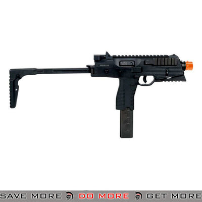 KWA KMP9 NS2 Railed GBB Airsoft Submachine Gun - ModernAirsoft.com