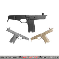 KWA OEM Replacement Part #2 - KMP9R Stripped Lower Receiver KWA KSC Parts- ModernAirsoft.com