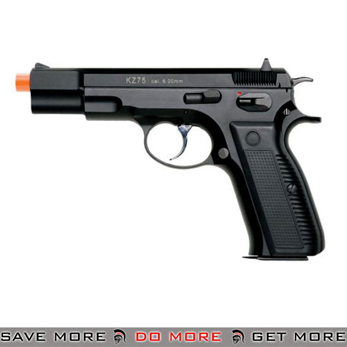 KWA NS2 KZ75 Metal Gas Blowback Airsoft Pistol