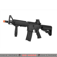 LCT Airsoft CQB SE M4 EBB Carbine Assault Rifle - Black Airsoft Electric Gun- ModernAirsoft.com