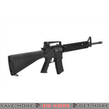 LCT Airsoft LR16A3 AEG U.S. Military M16A3 Replica - Black Airsoft Electric Gun- ModernAirsoft.com