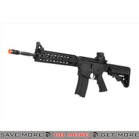 "LCT Airsoft M4 EBB LR4 Series 10"" RIS Assault Rifle - Black Airsoft Electric Gun- ModernAirsoft.com"
