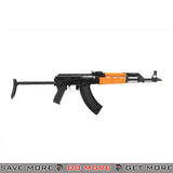 LCT Airsoft M70 AK47 AEG w/ Wood Handguard - Black / Wood Airsoft Electric Gun- ModernAirsoft.com