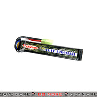 Tenergy Lithium Polymer Lipo Li-Po 11.1V 1200mAh 20C Stick Type Battery BBs, Batteries, Gas- ModernAirsoft.com