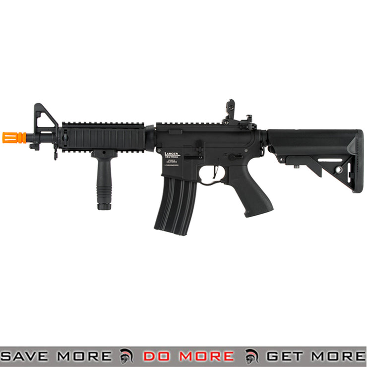 Lancer Tactical LT-02 ProLine Series MK18 Mod 0 M4 Carbine Airsoft AEG Rifle