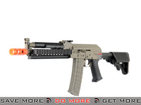 Lancer Tactical Full Metal Tactical AK Airsoft AEG Rifle (Tan) AK47 / AK74 / AK105- ModernAirsoft.com