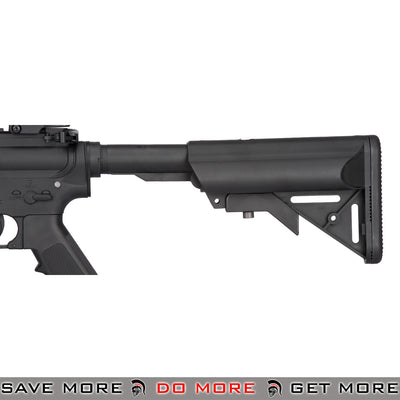 Lancer Tactical Gen. 2 Keymod Evo Polymer M4 Airsoft AEG Rifle LT-12BK-G2 - Black Airsoft Electric Gun- ModernAirsoft.com