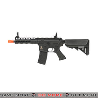"Lancer Tactical LT-14B 7"" Keymod Rail M4 Airsoft AEG Rifle - Black"