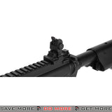 "Lancer Tactical LT-14D 13.5"" Keymod Rail M4 Airsoft AEG Rifle - Black"