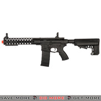 Lancer Tactical 10.5 Inch Keymod Advance Recon AEG Carbine [ LT-18AB ] - Black