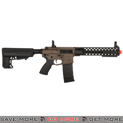 Lancer Tactical 10.5 Inch Keymod Advance Recon AEG Carbine [ LT-18AT ] - Tan