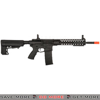 Lancer Tactical 14.5 Inch Keymod Advance Recon AEG Carbine [ LT-18BB ] - Black