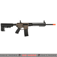Lancer Tactical 16 Inch Keymod Advance Recon AEG Carbine [ LT-18CT ] - Tan