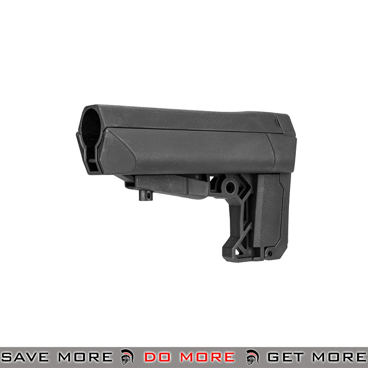 Lancer Tactical LT-18 Type Crane Stock for Airsoft AEGs [ LT-18STOCK ] - Black