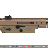 Lancer Tactical Warlord 8 Inch Keymod Stockless AEG Carbine [ LT-200TC ] - Tan