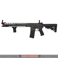 "Dytac LA 16.2"" M4 Airsoft Carbine AEG Rifle LT-342B  - Black Airsoft Electric Gun- ModernAirsoft.com"