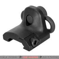 Lancer Tactical Airsoft Hand Stop w/ QD Sling Mount - CA-464B