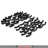 Lancer Tactical Airsoft Rail Index Clips 60 Pieces Set - CA-758B
