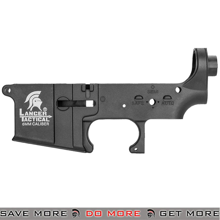 Lancer Tactical Gen 2 Series M4 Polymer Lower Receiver - LT-M4S08