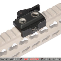 Lancer Tactical Quick Detach Double Hole Airsoft Sling Mount - AC-431B