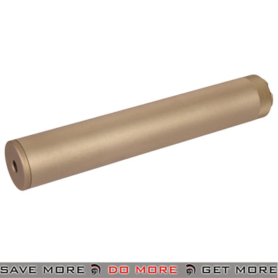 Lancer Tactical Specwar-II Style 14mm CCW Mock Silencer Suppressor Barrel Extension - AC-547T