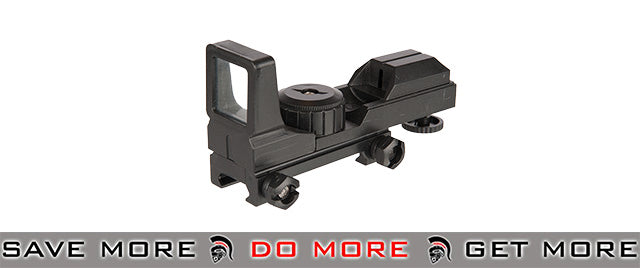 Well Plastic MB1004 Red Dot Dummy Scope Red Dot Sights- ModernAirsoft.com