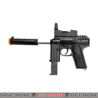 UKARMS M206GL CAirsoft Spring Power Pistol w/ Laser, Flashlight Air Spring Rifles- ModernAirsoft.com