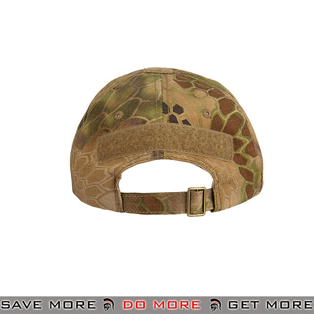 7fcd814db0a35 Lancer Tactical VELCRO Morale Tactical Ball Cap w  Strap Back M2618H -  Highlander Head -