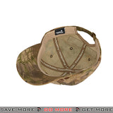 Lancer Tactical VELCRO Morale Tactical Ball Cap w/ Strap Back M2618H - Highlander Head - Hats- ModernAirsoft.com