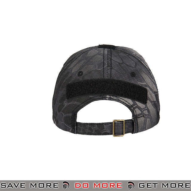 018eea667f40e Lancer Tactical VELCRO Morale Tactical Ball Cap w  Strap Back M2618TP -  Typhon Head -