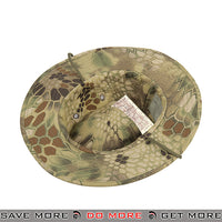 Lancer Tactical Ventilated Tactical Boonie Hat M2619M - Mandrake Head - Hats- ModernAirsoft.com