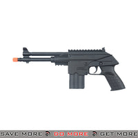UKArms M301F Airsoft M4 Stubby Spring Rifle Air Spring Rifles- ModernAirsoft.com