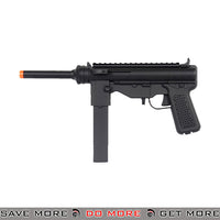 Double Eagle M302F M3 Grease Gun RIS Airsoft Spring Power Rifle Air Spring Rifles- ModernAirsoft.com