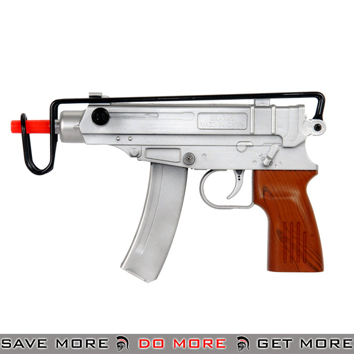 UKARMS Polymer Skorpion Replica Spring Airsoft Pistol
