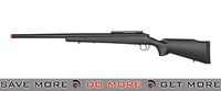 Double Eagle Black M61 Bolt Action Sniper Rifle Bolt Action Sniper Rifle- ModernAirsoft.com