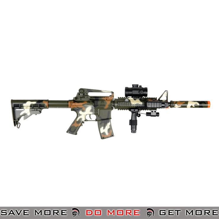 Double Eagle Polymer Electric M4 Style LPAEG Rifle