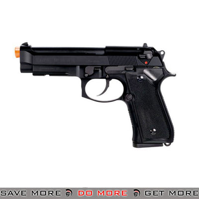 KWA M9 Tactical Gas Blowback Airsoft Training Pistol - ModernAirsoft