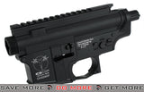 ICS CXP M4 / M16 Full Metal Aluminum Receiver for Airsoft AEG Rifles - Black Metal Bodies / Receivers- ModernAirsoft.com