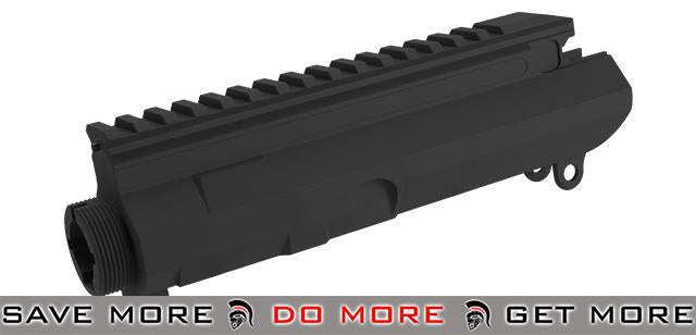 ICS Airsoft MK3 Full Metal Upper Receiver with  Dust Cover - Black Metal Bodies / Receivers- ModernAirsoft.com