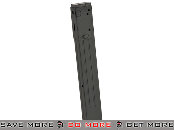 AGM MP40 50 Round Metal Mid-Cap Magazine for Sten MKII Airsoft AEGs