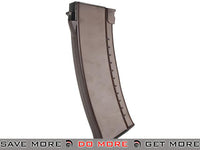 Matrix Plum 140rd Mid-cap No Winding Magazine for AK Series Airsoft AEG Electric Gun Magazine- ModernAirsoft.com