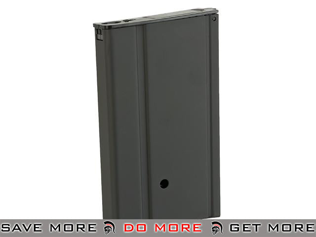 Matrix 400rd Steel Hi-Cap Magazine for M14/SOCOM 16 Series Airsoft AEGs Electric Gun Magazine- ModernAirsoft.com