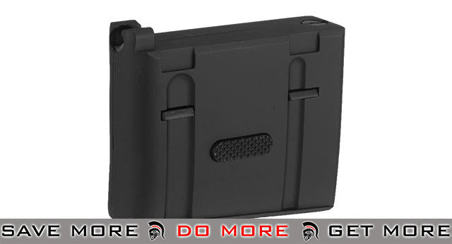 Spare Metal Magazine for M870 Series Airsoft Shotguns by S&T G&P A&K Matrix Shotgun Shells / Magazines- ModernAirsoft.com