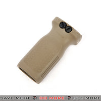 Magpul PTS RVG Airsoft Rail Vertical Grip - Dark Earth Vertical Grips- ModernAirsoft.com