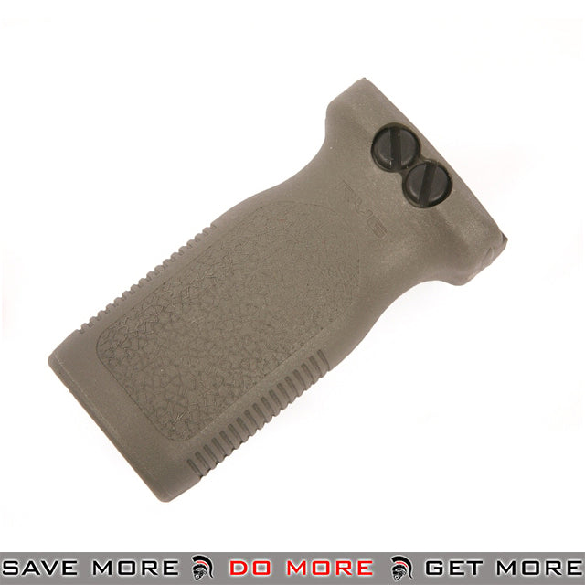 Magpul PTS RVG Airsoft Rail Vertical Grip - Foliage Green Vertical Grips- ModernAirsoft.com